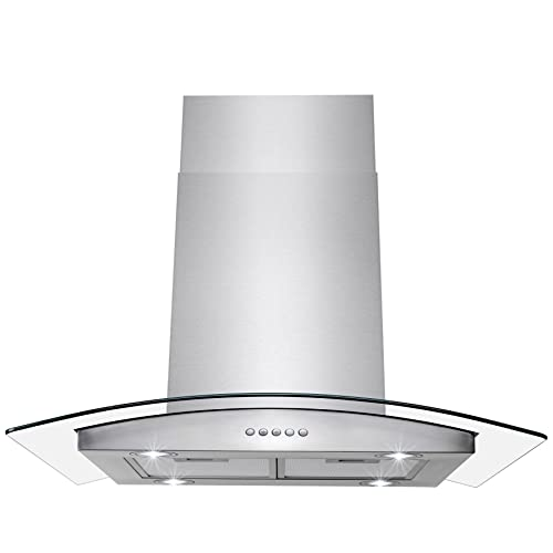 Best Ductless Range Hood for Kitchen Islands