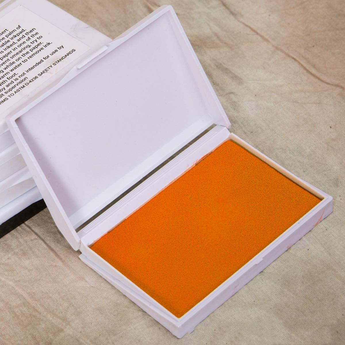 Chennie Kit de Tampons Encreurs Et Dempreintes Digitales pour B/éb/é