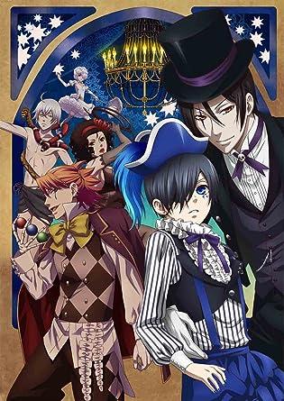 Amazon.co.jp: 黒執事 Book of Circus II[DVD]: 小野大輔, 坂本真綾 ...