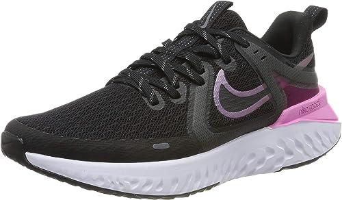 George Bernard para mi Incorporar  Nike Legend React 2-AT1369-004 Tenis para Correr para Mujer: Amazon.com.mx:  Ropa, Zapatos y Accesorios