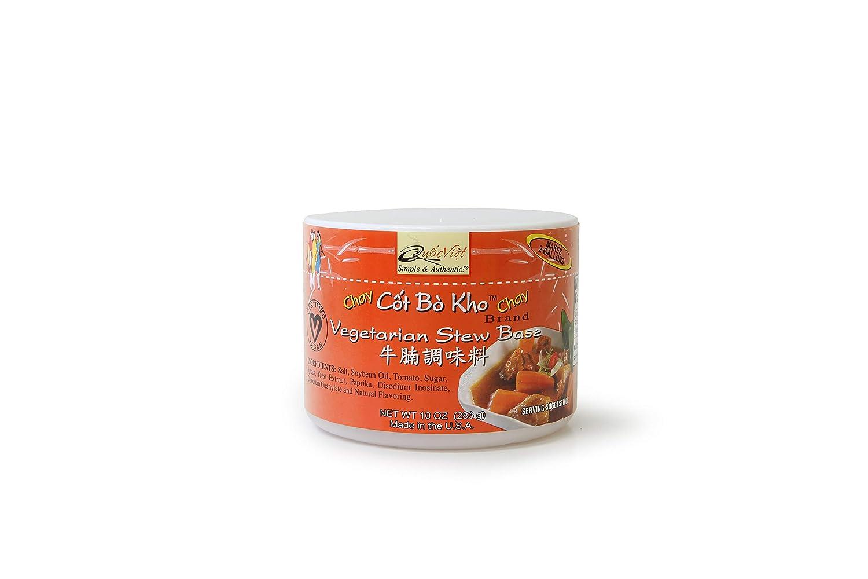 Quoc Viet Foods Vegetarian Stew Base, 10 oz jar (1 unit)