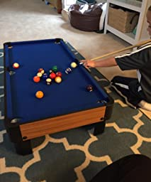 Amazoncom Playcraft Sport Bank Shot 40 Inch Pool Table with