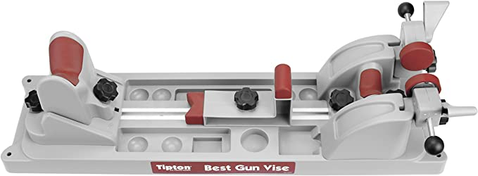 Amazon.com : Tipton Best Gun Vise for Cleaning, Gunsmithing and Gun Maintenance : Gunsmithing Tools And Accessories : Sports & Outdoors