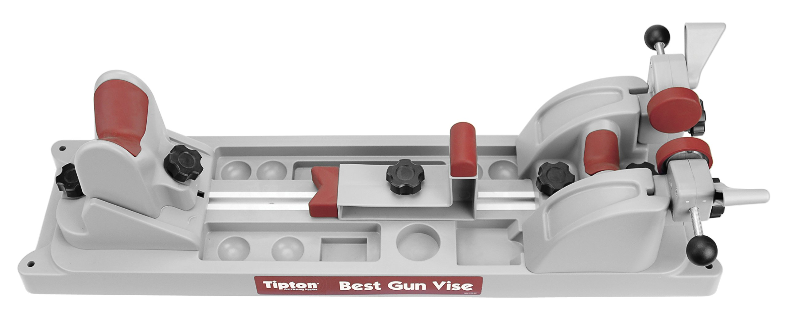 Tipton Best Gun Vise for Cleaning, Gunsmithing and Gun Maintenance by Tipton
