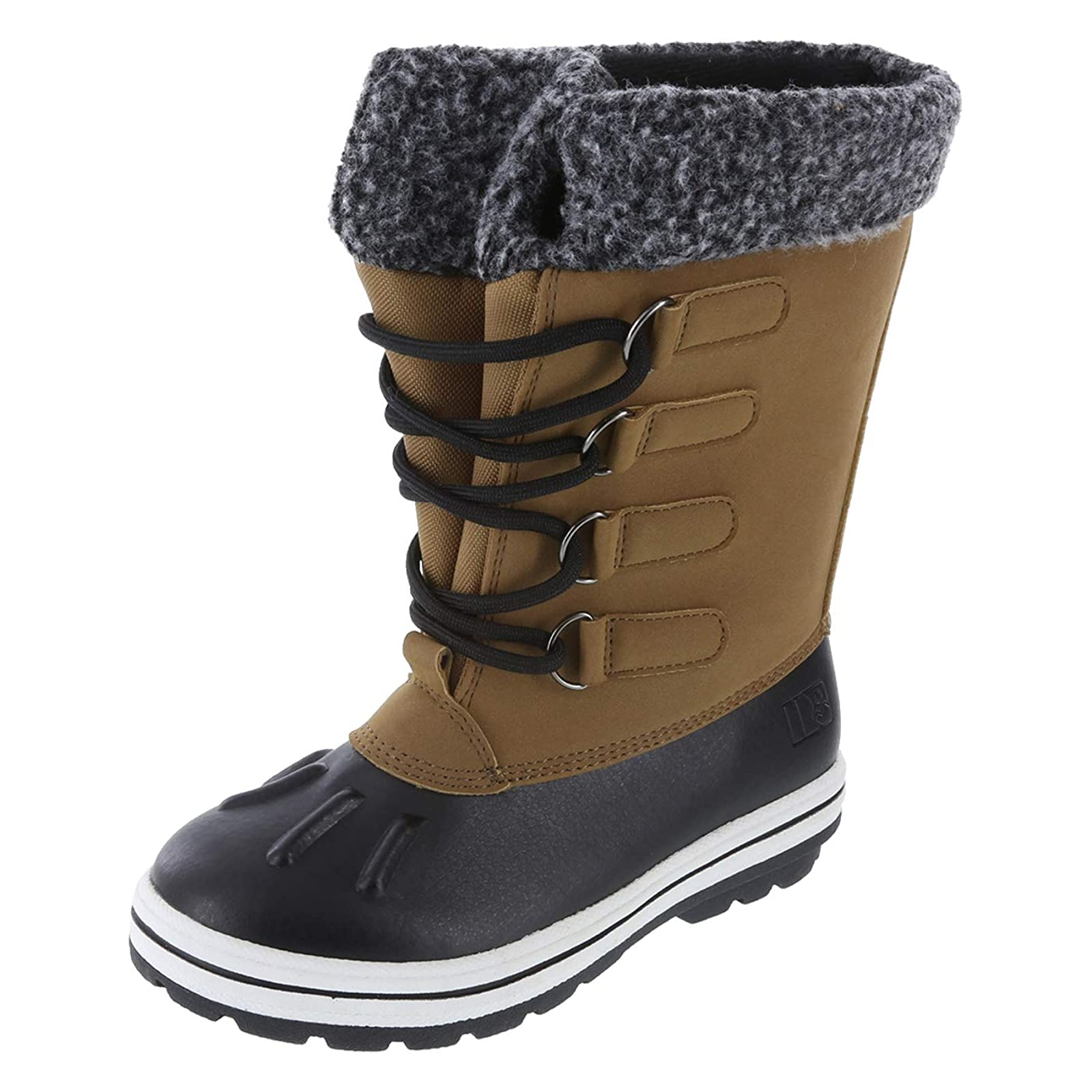Rugged Outback Brown Boys' Glacier -10 Weather 177436020 - 4