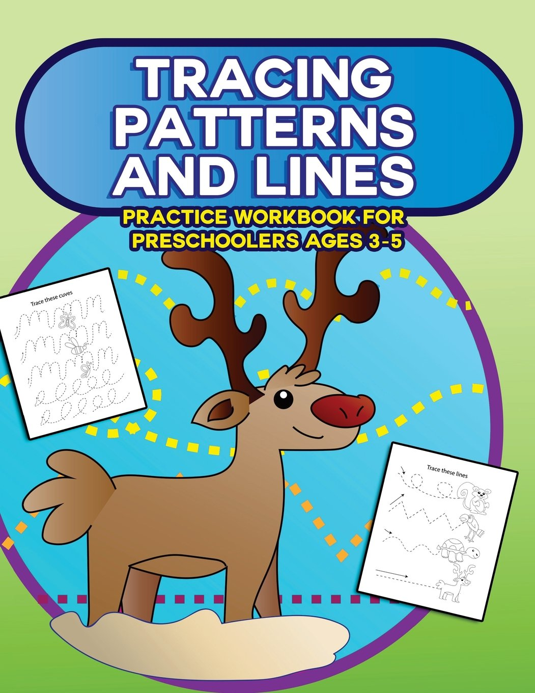 Amazon.com: Tracing Patterns and Lines Practice Workbook for ...
