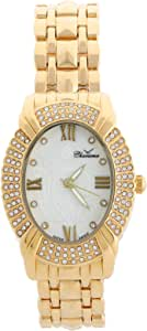 Charisma Casual Watch for Women, Stainless SteelBand, C6618B