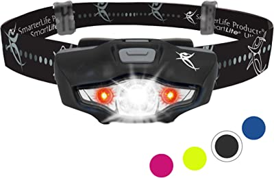 LED Headlamp Flashlight - 4 White