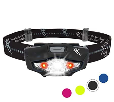 Review Headlamp by SmarterLife Featuring