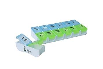 Amazon pill organizer detachable vitamin box sturdy durable pill organizer detachable vitamin box sturdy durable weekly pill container solutioingenieria Gallery