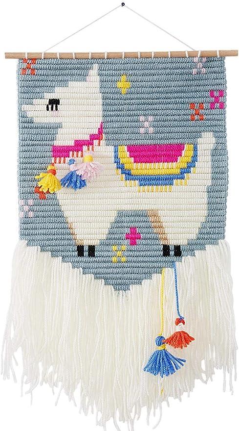 Dimensions Unicorn Fun Mini Counted Cross Stitch Kit for Beginners 3D 11 Count White Aida