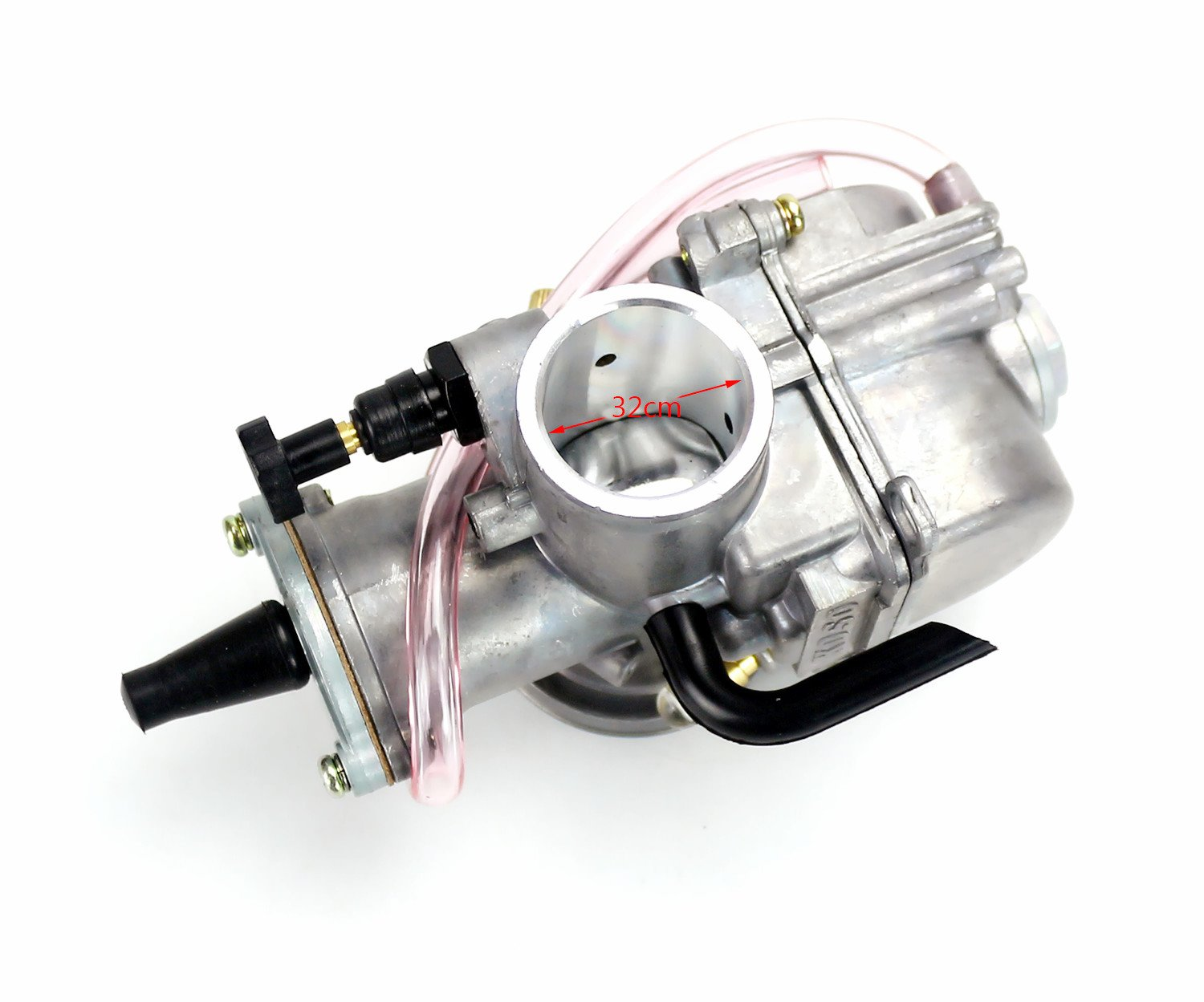 Amazon.com: 32MM OEM GY6 Carburetor Carb PWK Power Jet For Racing Scooter  Dirt Pit Bike ATV: Automotive