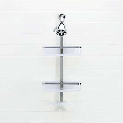 Amazon.com: OXO Good Grips 3 Tier Shower Caddy 2.0: Home & Kitchen