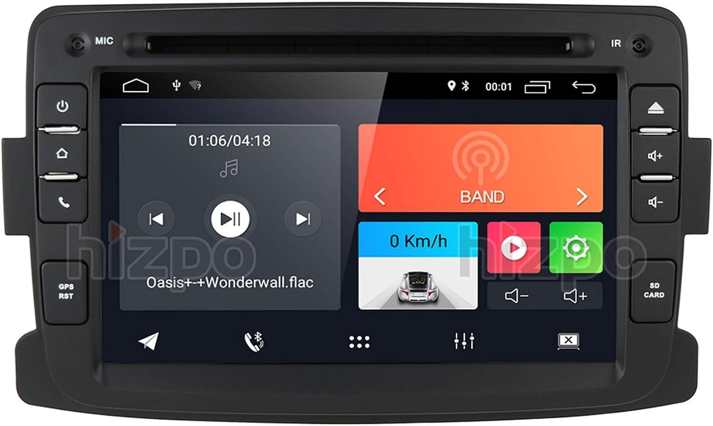 Pioneer CD MP3/USB AUX Car Radio for Dacia Lodgy Dokker Duster Sandero Black