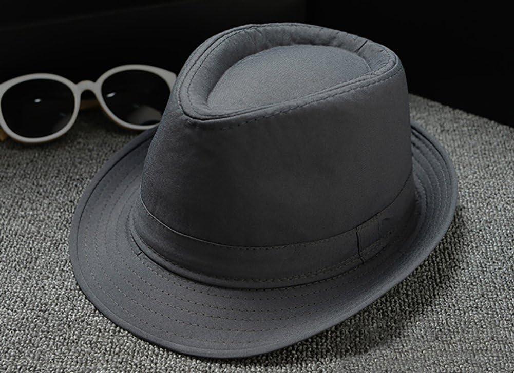 Skyeye Unisex Unisex Sombrero de Jazz Jacquard de Algod/ón Puro Sombrero de Panam/á Sombrero de Visor Nuevo Turismo