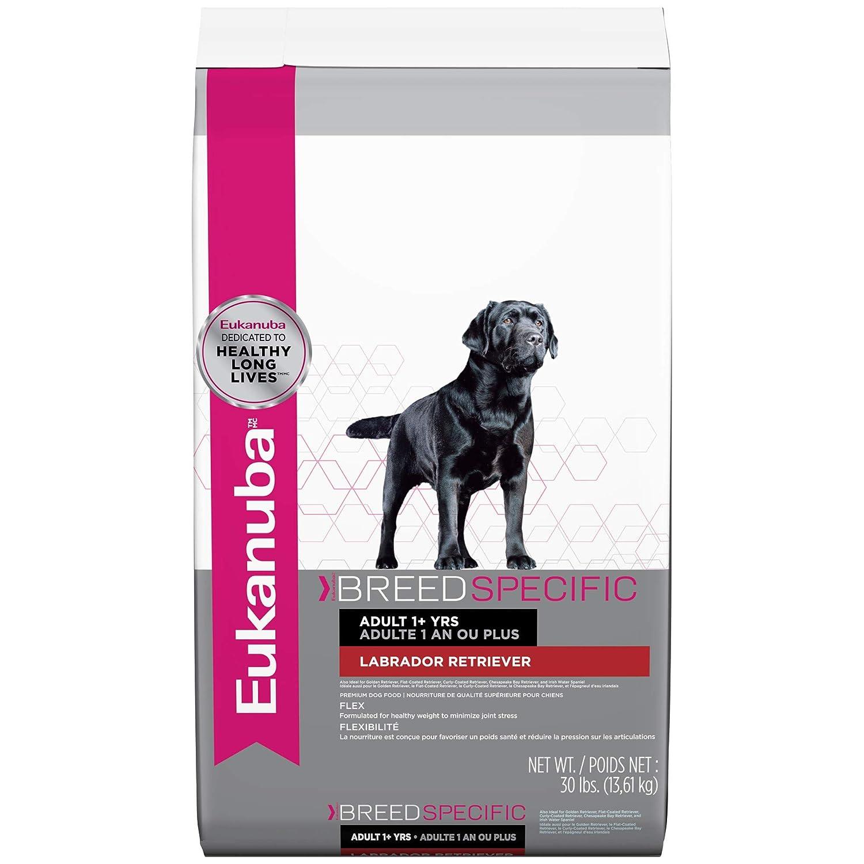 2.Eukanuba Breed Specific Labrador Retriever Dry Dog Food