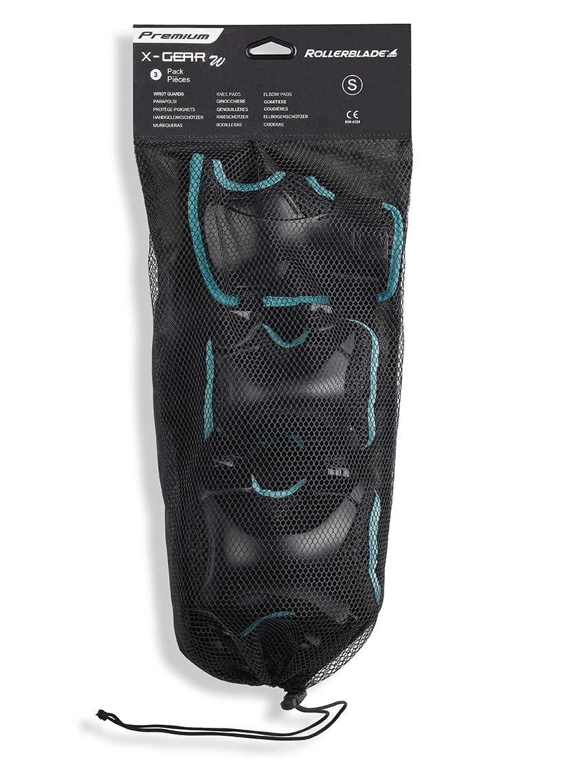Rollerblade Mujer X de Gear W 3/Pack/ /Fundas para Patines en l/ínea