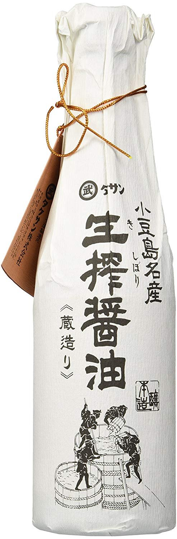 Kishibori Shoyu - all natural, Barrel Aged 1 Year, imported artisan Japanese soy sauce unadulterated and without preservatives -24 fl oz / 720 mL