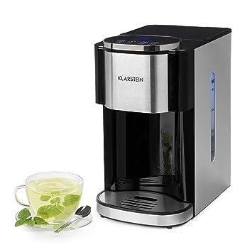 Klarstein • Hotcano • Dispensador de agua caliente • Calentador de agua • Jarra Electrica •