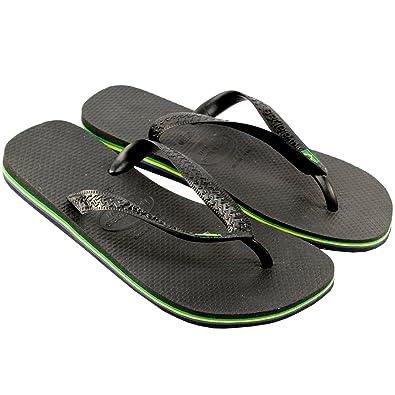 7771002a728649 Damen Sandalen Havaianas Brasil Flip Flop Sandals - Schwarz - 35-36