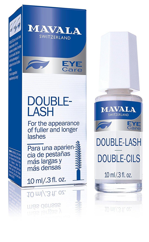 Mavala Double-Lash Nutritive Treatment for Longer Denser Lashes 0.34 Ounces 93101