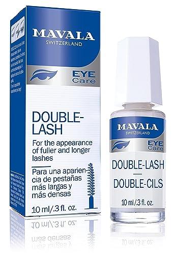2d5735a2b47 Amazon.com : Mavala Double-Lash Nutritive Treatment for Longer Denser Lashes,  0.3 Ounce : Mavala Eyelash : Beauty