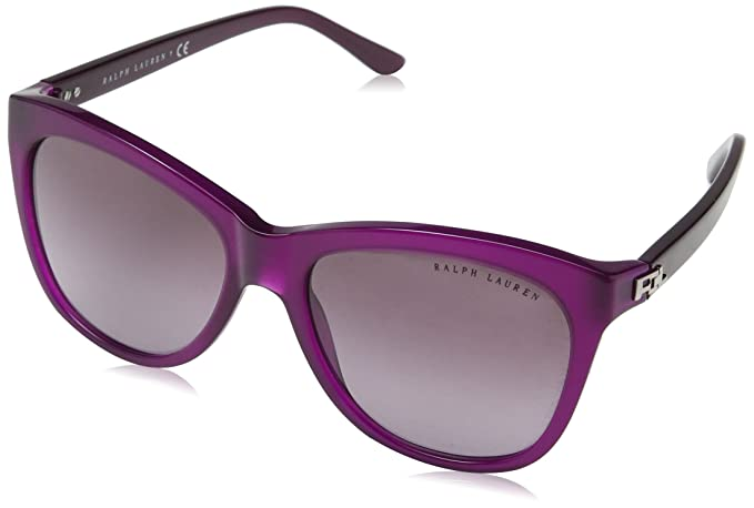 Ralph Lauren Mujer 0Rl8105 54088H 56 Gafas de sol, Morado (Purple Violet Opal/