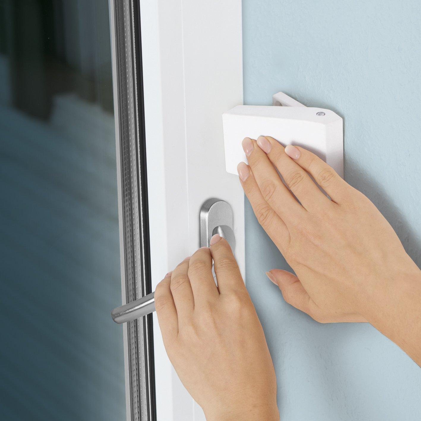 Fenster Schnapper Zusatzliche Fenstersicherung 3er Sparpack
