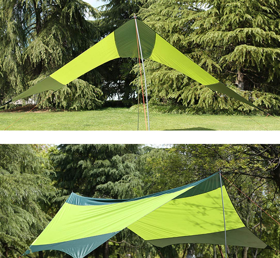 Lightweights Sunshades Shelters Camping Tents Awning Canopy Backpacking Tent New