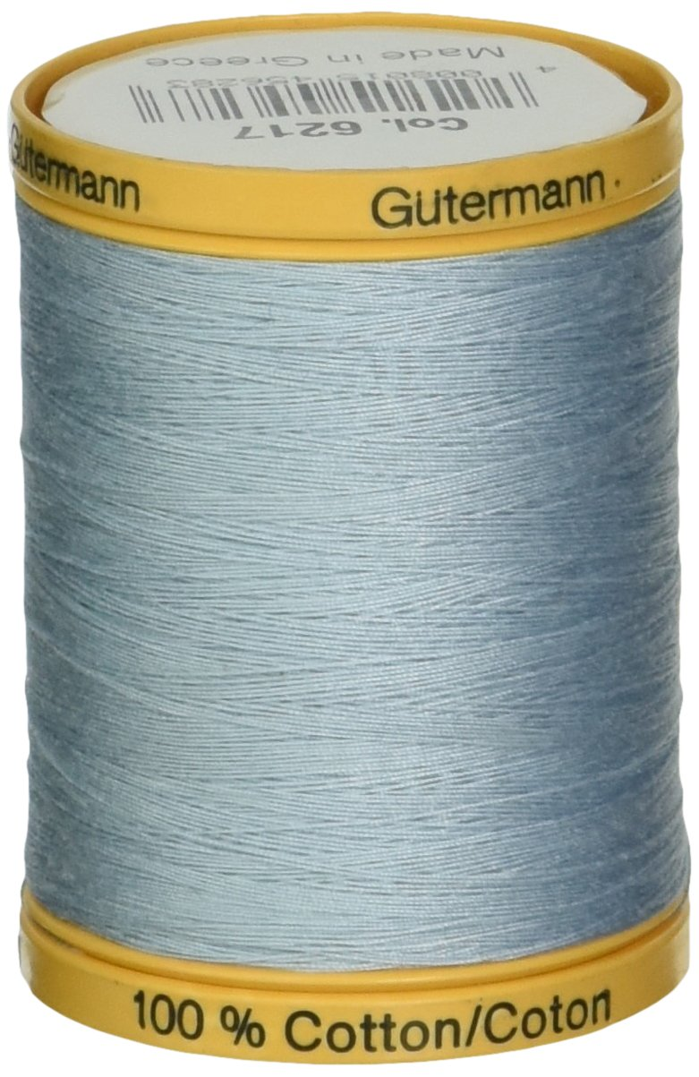 Gutermann Natural Cotton Thread Solids 876yd Bark Brown