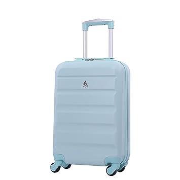 acheter en ligne b0a8f cddf5 Aerolite ABS Bagage Cabine Bagage à Main Valise Rigide ...