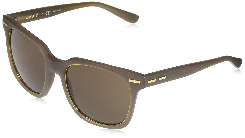 Amazon.com: DKNY acetato mujer cuadrado anteojos de sol de ...