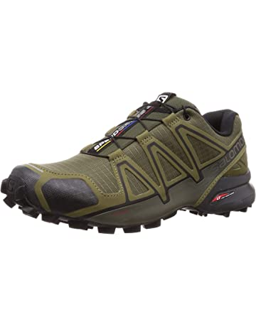61104020 Salomon Speedcross 4, Zapatillas de Trail Running para Hombre