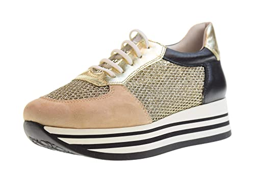 watch 8dad5 5f27c ANTICA CUOIERIA Scarpe Donna Sneakers Basse 20816-B-AG4 ...