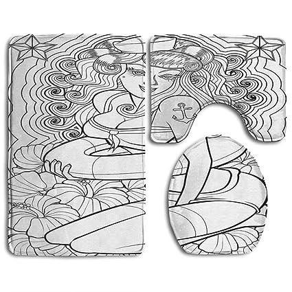 Guiping Adhesivo Decorativo Para Colorear Libro Estilo Sexy Pin Up