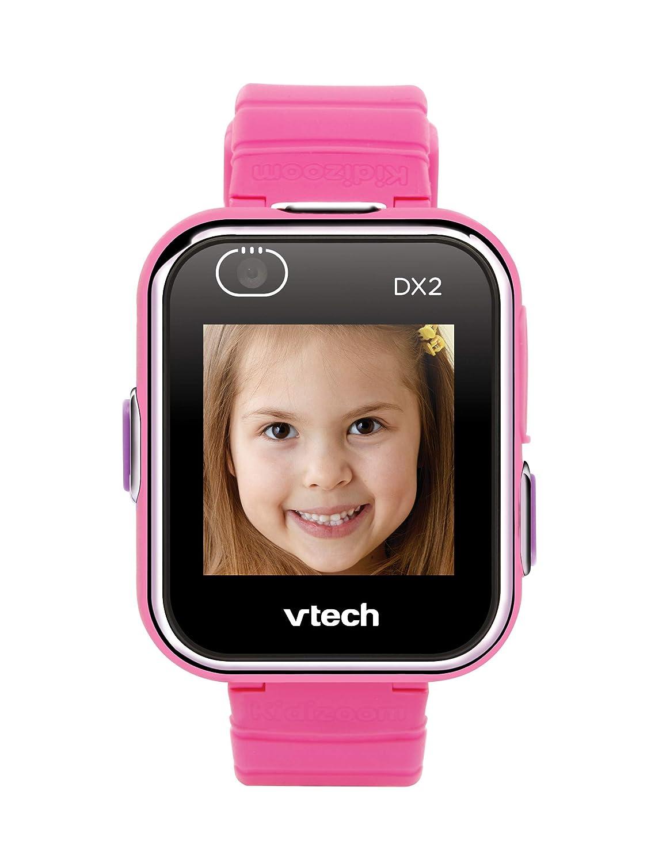 VTech Kidizoom SmartWatch DX2 Roze - Electrónica para niños (De ...