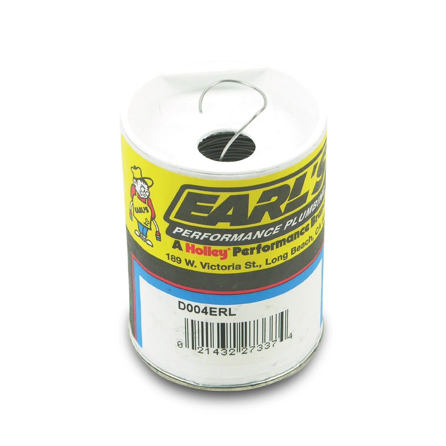 Earl's D002ERL Stainless Steel Safety Wire Earls Plumbing
