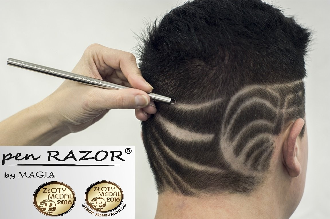 Amazon Official Pen Razor Sharp Pen Hair Tattoo And Trimming
