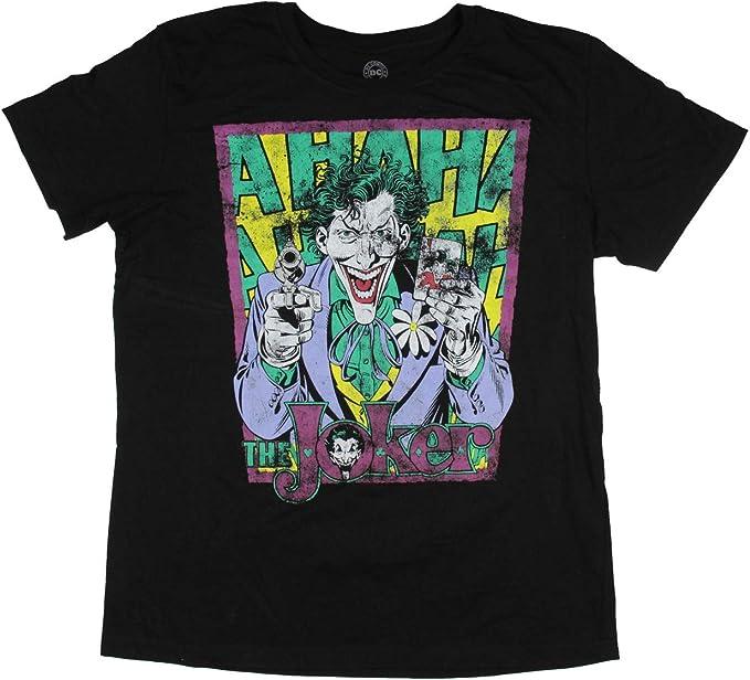 The Joker Card Men's T-Shirt