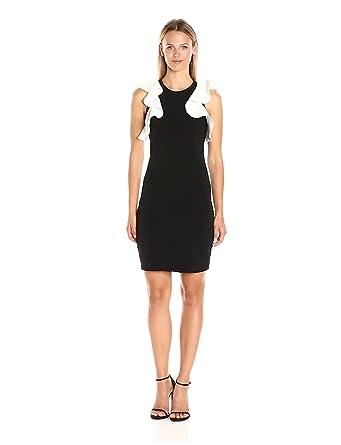 Parker Women's Paula Dress, Black, XS