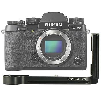 First2savvv Quick Release L Plate Bracket Holder Hand Grip for Fujifilm X-T2 XT2 Camera  sc 1 st  Amazon UK & First2savvv Quick Release L Plate Bracket Holder Hand: Amazon.co.uk ...
