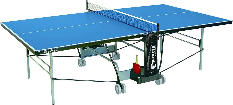 Sponeta S 3-72e S 3-73e outdoor Tischtennisplatte Sportline  Netz wetterfest