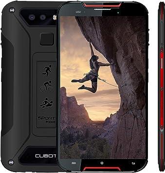 CUBOT Quest Lite 2019 IP68 Móvil Libre Impermeable Android9.0 Dual ...