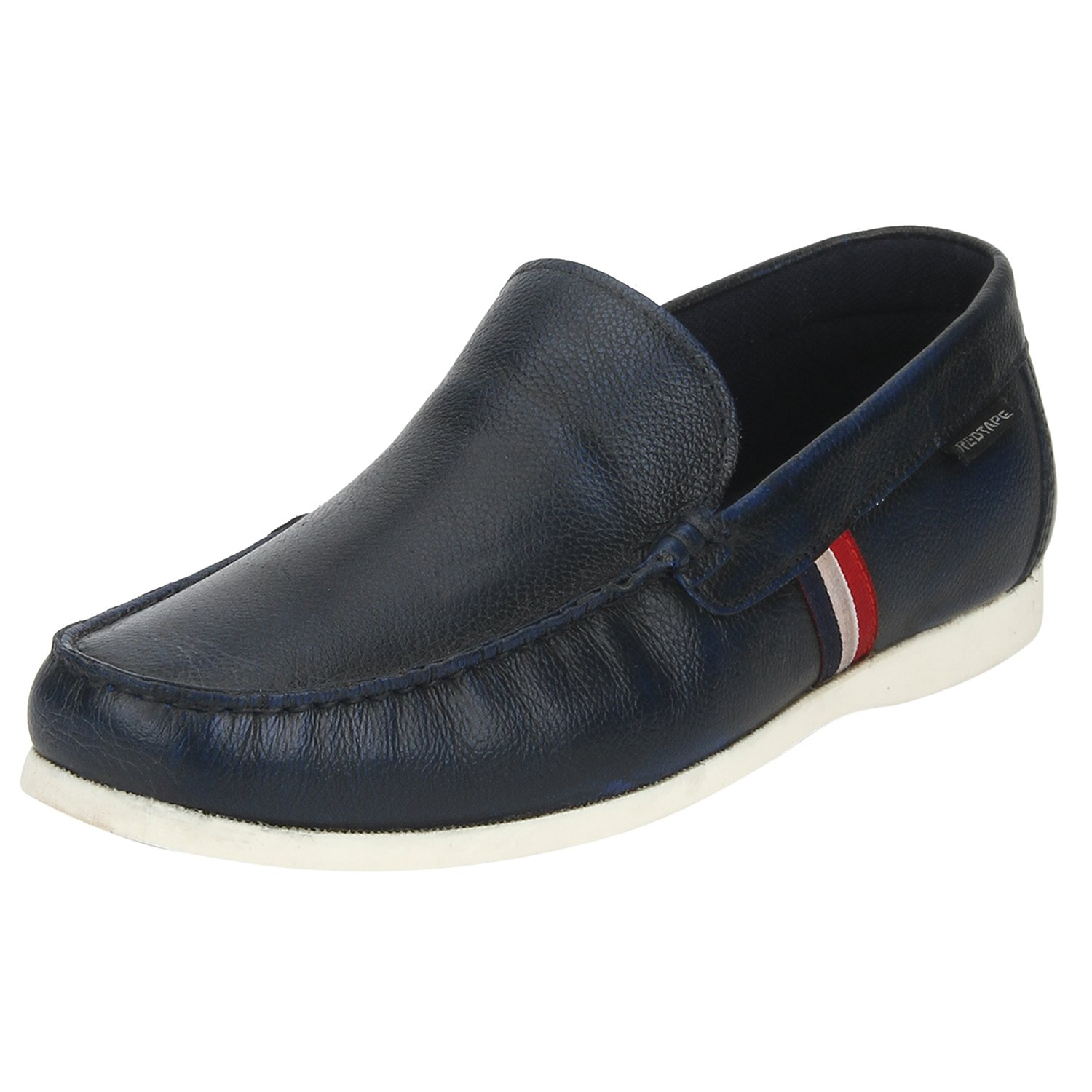 new product d21ce 7d753 Red Tape Mens Boat Shoes