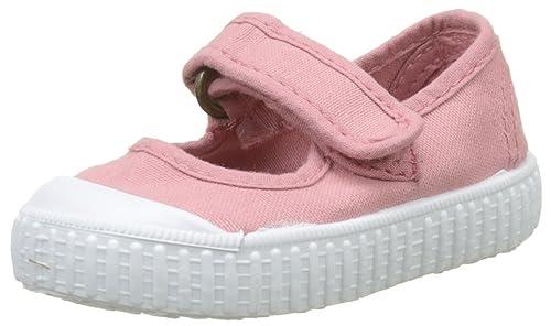 Victoria Mercedes Velcro Tintada, Zapatillas Unisex bebé: Amazon.es: Zapatos y complementos