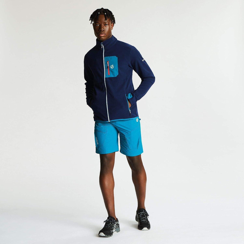 Dare 2b Devoir Herren Fleece-Jacke mit durchgehendem Rei/ßverschluss Stretch