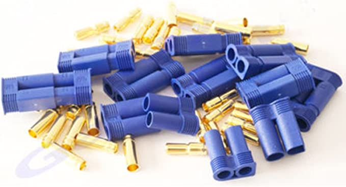 20Pairs 3S 4Pin JST XH Male and Female Balancer Charger Connectors