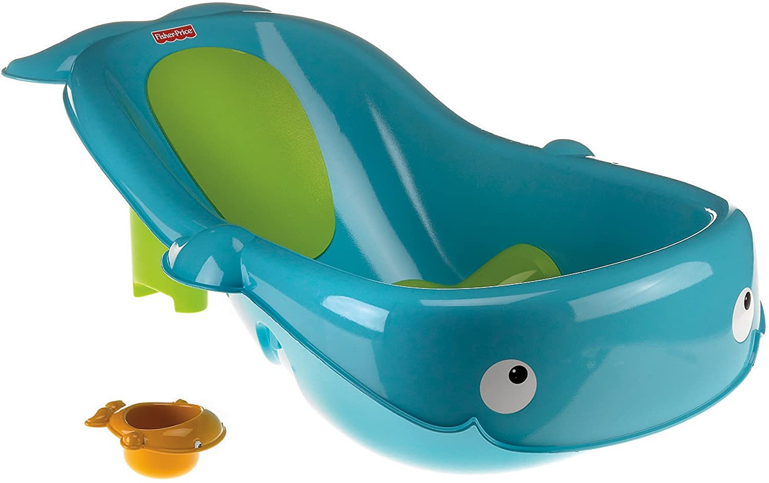 Amazon.com: Fisher-Price Precious Planet Whale of a Tub: Baby