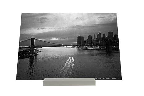 impresión del arte Soporte Fotografias Deco Ciudad Butcher Nueva York EE.UU. Letrero Decoración