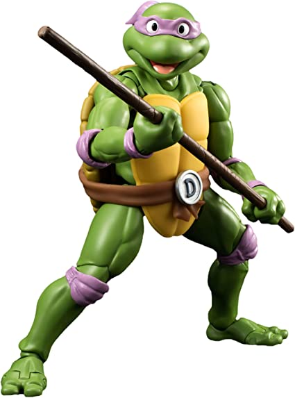 Bandai Tamashii Nations SH Figuarts Donatello
